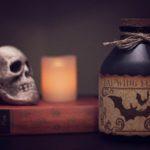 Halloween Poison Writer Self